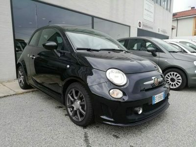 usata Abarth 500C Cabrio 1.4 Turbo T-Jet Custom