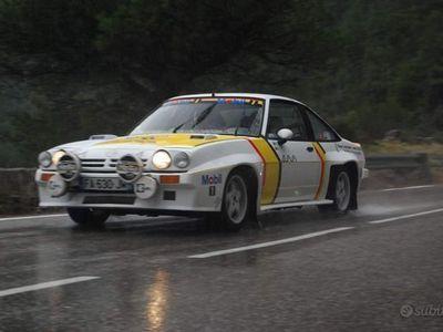 usata Opel Manta - 1986