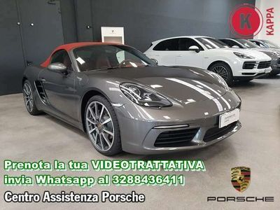 usata Porsche 718 Boxster 2.0 Turbo PDK Sport Chrono Package