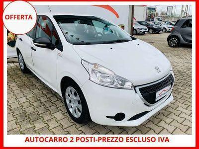 usata Peugeot 208 1.4 HDi 68 CV 5p*Van Pack*IVA ESCLUSA*PREZZO REALE