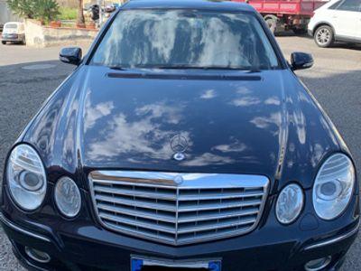gebraucht Mercedes 280 classe E elegant Evocdi