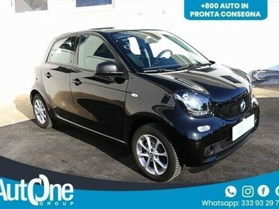 usata Smart ForFour 1.0 71 CV TWINAMIC PASSION AUTOMATIC