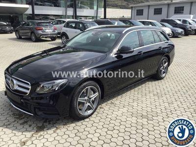 brugt Mercedes E300 CLASSE E SWAuto EQ-POWER PREMIUM