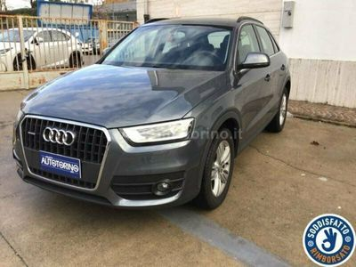 usata Audi Q3 2.0 tdi Advanced Plus quattro 177cv s...