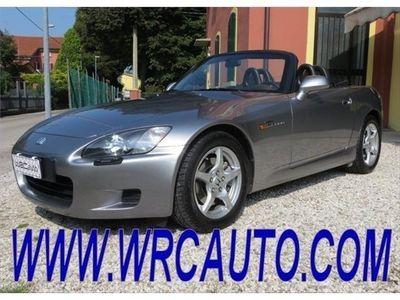 usata Honda S 2000 2000 2.0 16v Vtec Cabrio Ervice Wrc Auto Usato