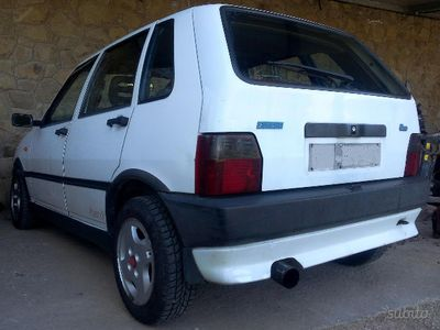 usado Fiat Uno Turbo Diesel ASI - 1993