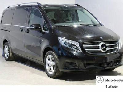 usata Mercedes V250 d Aut. Premium Long Navi