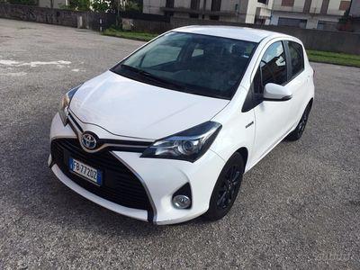 gebraucht Toyota Yaris Hybrid Yaris 1.5 Hybrid 5 porte Active