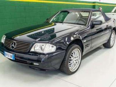 usata Mercedes SL320 cat con Fari Xeno e Sospensioni ad aria Benzina