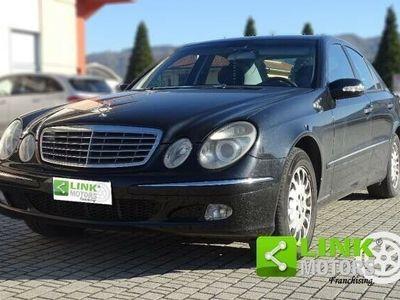 usata Mercedes E270 Classe ECDI Elegance