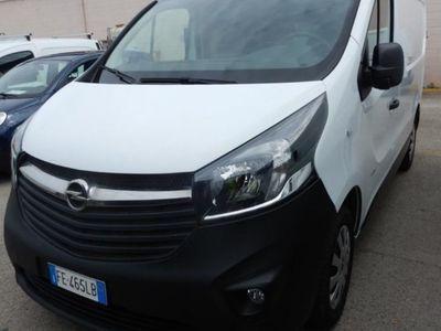 usata Opel Vivaro 1.6 Biturbo 120 PS KASTEN L1H1 12700 + MWST