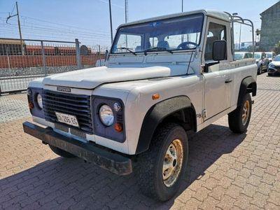 brugt Land Rover Defender 90 2.5 Td5 cat Pick Up del 2001 usata a Savona