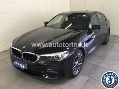 begagnad BMW 520 SERIE 5 BERLINA d SPORT LINE