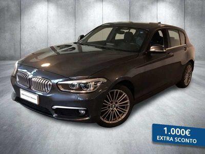 usata BMW 118 SERIE 1 (5 PORTE) d Urban 5p