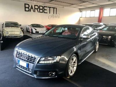 usata Audi S5 4.2 V8 FSI QUATTRO MANUALE PERMUTE RATE