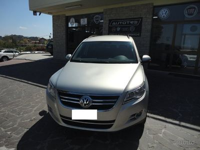 brugt VW Tiguan 2.0 tdi 4motion