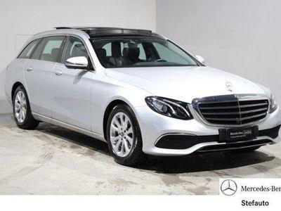 usata Mercedes E220 S.W. Auto Exclusive