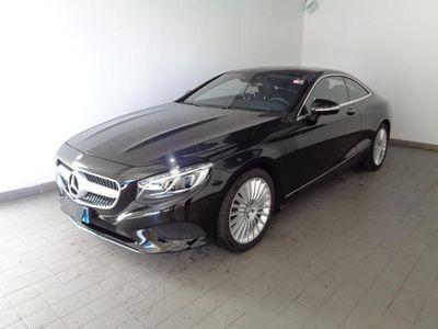 usata Mercedes 400 sec coupePremium 4matic auto