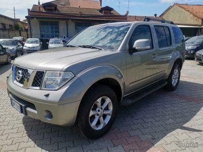 used Nissan Pathfinder 2.5 dCi Xe Plus 4WD 7 POSTI AU