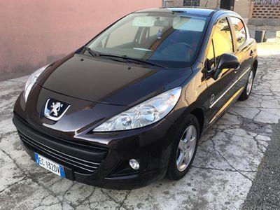 used Peugeot 207 1.4 hdi anno 2011 per neopatentati