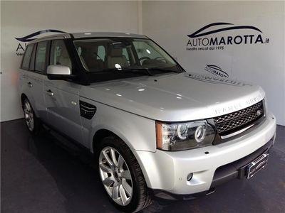 usata Land Rover Range Rover Sport 3.0SDV6 RILASCIAMO N.TELAIO X VERIF. KM