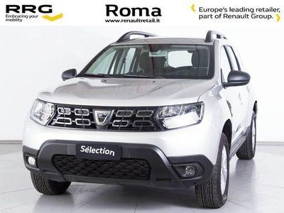 usado Dacia Duster 1.5 dCi 8V 110 CV Start&Stop 4x2 Comfort