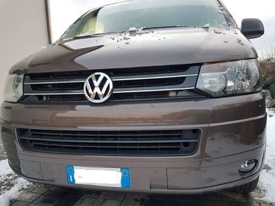 brugt VW Multivan T5