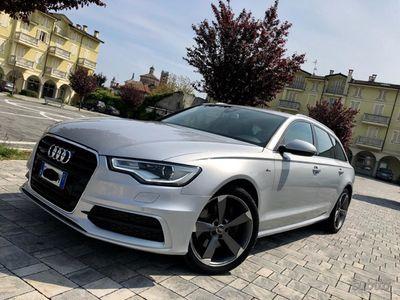 brugt Audi A6 3.0 TDI 245cv Quattro S-line Plus limited