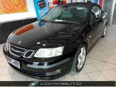 usata Saab 9-3 Cabriolet 2.0 t