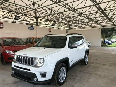 usata Jeep Renegade 1.3 T4 DDCT Limited