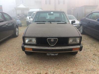 usata Alfa Romeo Alfetta - 1980