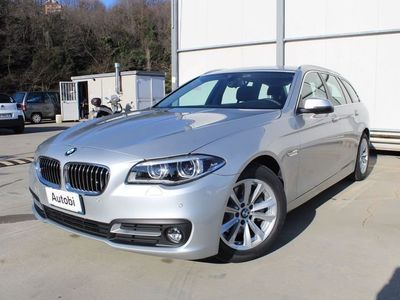 usata BMW 520 Serie 5 Touring F11 Touring Diesel d touring Business 190cv auto