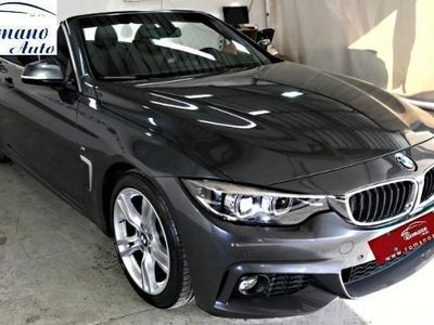 usado BMW 420 serie 4 cabrio d msport diesel