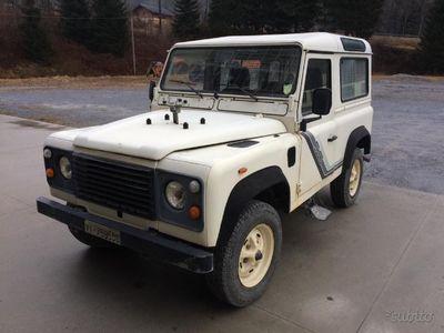 brugt Land Rover Defender - 1989