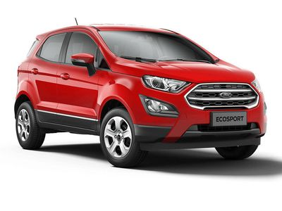usata Ford Ecosport 1.0 EcoBoost 100 CV Plus