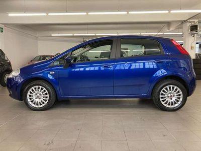 usata Fiat Grande Punto 1.4 5 porte Active Natural ADATTA A NEOPATENTATO