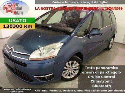 usado Citroën C4 Picasso 2009 2.0 D 136CV 6Man 5P Azzurro