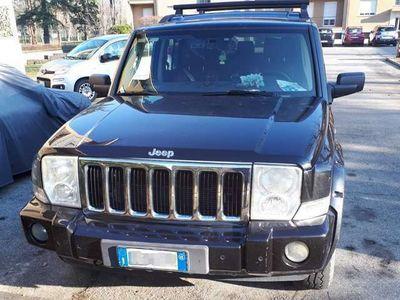 usata Jeep Commander 3.0CRD LIMITED Automatico