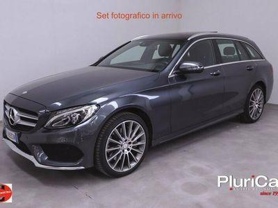 usata Mercedes C250 ClasseS.W. 4Matic auto Premium Tetto EURO6 250d S.W. 4Matic auto Premium Tetto EURO6