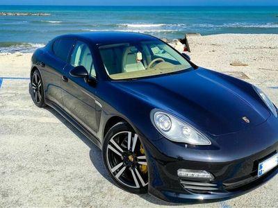 usata Porsche Panamera 3.0 Diesel Full No Superbollo