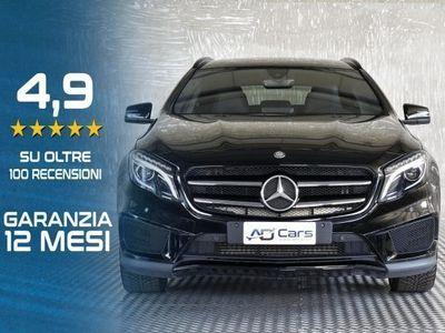 brugt Mercedes GLA200 d Automatic 4Matic AMG Premium