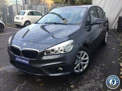 usata BMW 218 Serie 2 Active Tourer d act.tourer Adv...