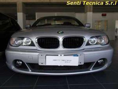 usata BMW 320 Cabriolet Cd cat Diesel