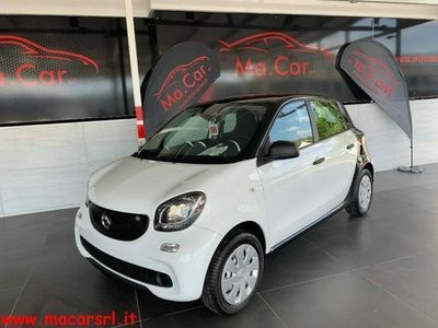 used Smart ForFour forfour70 1.0 twinamic Passion usato