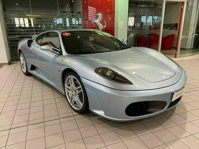 usata Ferrari F430 F430F1 - Azzurro met.