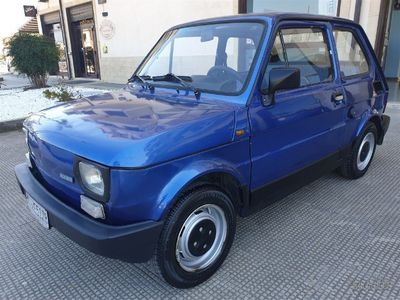 second-hand Fiat 126 650 FSM - 1987
