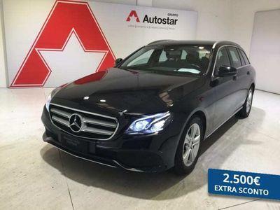 usata Mercedes 220 CLASSE E SW E SWd Business Sport auto