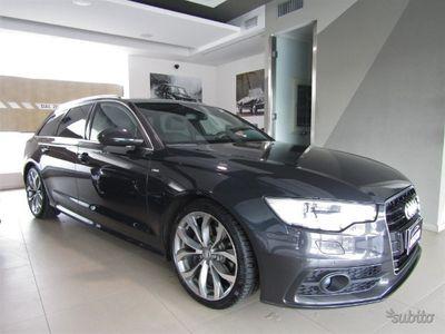 brugt Audi A6 Avant 2.0 TDI 190 CV ultra S tronic S Line Full Op