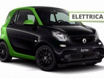begagnad Smart ForTwo Electric Drive Fortwo Greenflash Edition