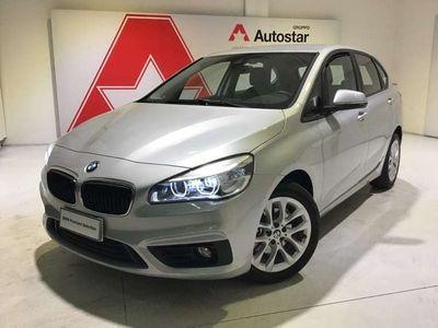 usata BMW 218 SERIE 2 ACTIVE TOURER d act.tourer Advantage auto my17